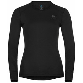 ODLO T-SHIRT MANICA LUNGA GIROCOLLO ACTIVE WARM ECO DONNA