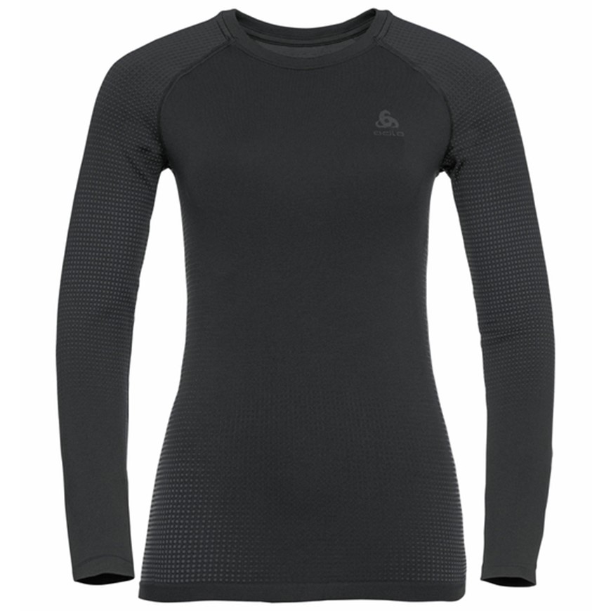 ODLO T-SHIRT PERFORMANCE WARM ECO DONNA