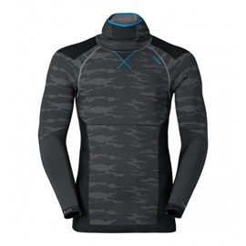 ODLO BLACKCOMB T-SHIRT MANICA LUNGA WARM EVOLUTION
