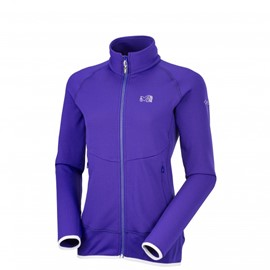MILLET TECNOSTRETCH PILE ZIP DONNA