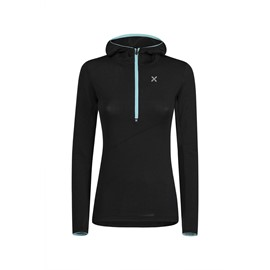 MONTURA RUN SOFT ZIP HOODY DONNA