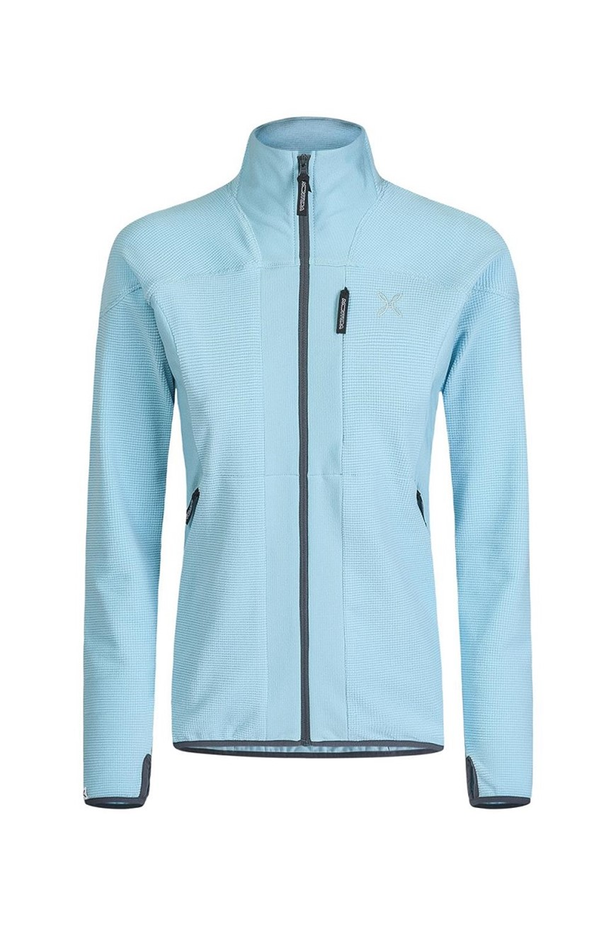 MONTURA STRETCH JKT ZIP PILE DONNA