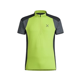 MONTURA OUTDOOR TRAIL 2 ZIP T-SHIRT