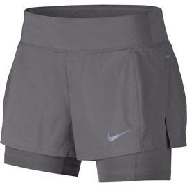 NIKE ECLIPSE SHORT 2 IN 1 DONNA