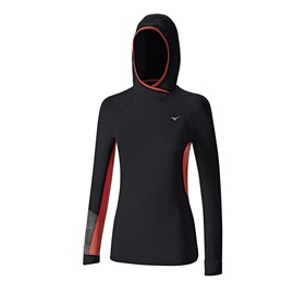 MIZUNO WARMLITE PHENIX HOODY TOP DONNA