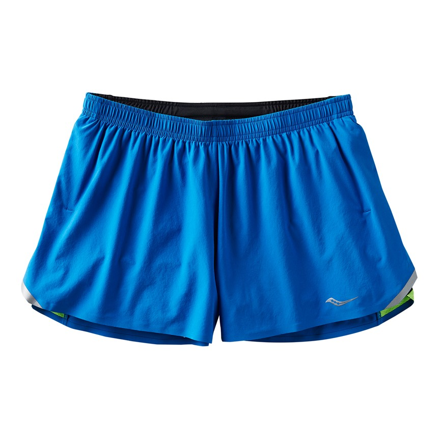 SAUCONY ENDORPHIN SPLIT SHORT