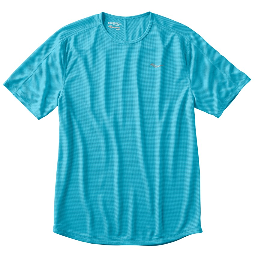 SAUCONY HYDRALITE T-SHIRT