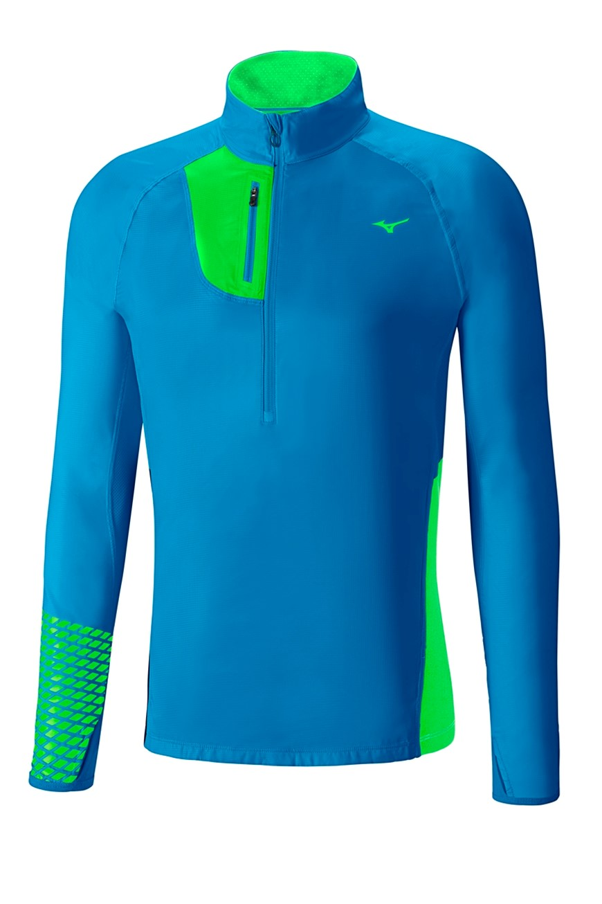 MIZUNO RUN BT PREMIUM WIND TOP