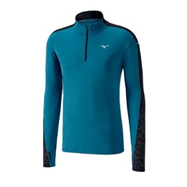 MIZUNO VORTEX  WARMALITE SHIRT 1/2 ZIP