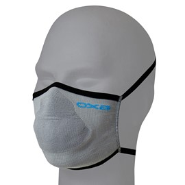 OXYBURN MASCHERINA EASY MASK GRIGIO