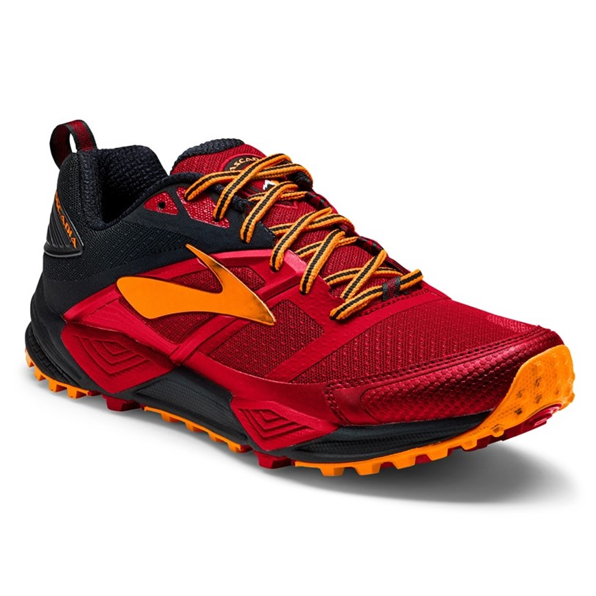 Brooks Cascadia 12