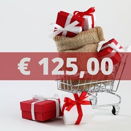 GIFT CARD 125 EURO
