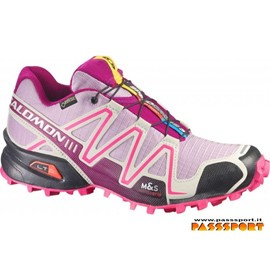 Salomon Speed Cross 3 GTX DONNA