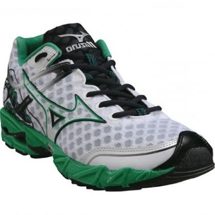 La mia scarpa preferita. Mizuno-wave-precision-12-verde-ai11
